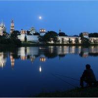 Лунная рыбалка :: Виктория Иванова