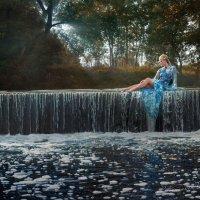 Fairy Tale. Waterfall :: Vitaly Shokhan