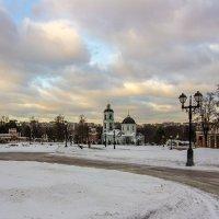 Зима в Царицыно :: Михаил Борисов