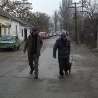 Удачная прогулка :: Владимир Боровков