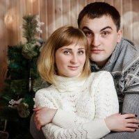 Ксюша и Женя :: Мария Арбузова