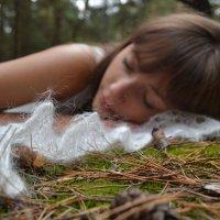 сон в лесу :: Irina Petrova