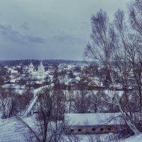 Зимняя тишина Вереи :: Алексей Соминский