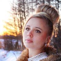 снежная королева :: Дашка Сергевна
