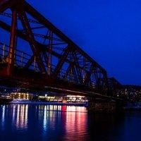 Ночной мост :: Volodymyr Comment