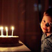 День рождения 5 лет :: Сергей Бутусов