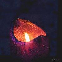 свеча :: Nina Zhafirova