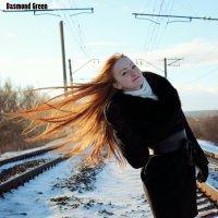 Солнечные волосы :: Васька Пупкин