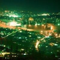 Вид с Таелет на Старый город Иерусалима. :: Игорь Герман