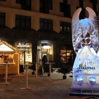 Праздничный город :: Mariya laimite