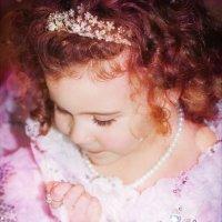 Маленькая принцесса Диана :: Люда Удалых