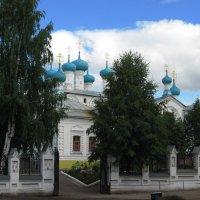 Храмы Вятской земли :: Ольга Михеева