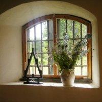 старые дворики :: liudmila drake