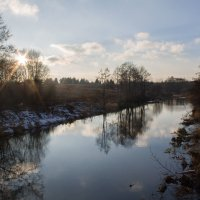 Река :: Максим Черёмушкин