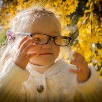 а в очках-то не лучше видно :: Анастасия Литвиненко
