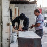 Из жизни Фундука(Израиль)-Слесаря4 :: Shmual Hava Retro