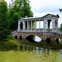 Мраморный мостик в Екатерининском парке. :: Jelena Volkova
