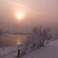 Таинственный закат :: Нина северянка
