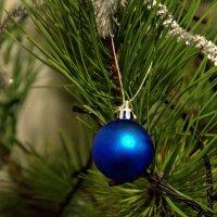 новогодняя игрушка :: Ангелина Чабан