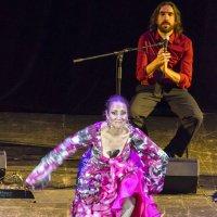 Танец-страсть! :: Алексей Борисов