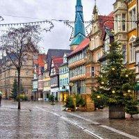 Дождливое Рождество... :: АндрЭо ПапандрЭо
