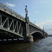Мост,просто мост :: Владимир Гилясев