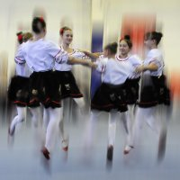 танец 2 :: павел бритшев