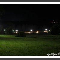 Долина Роз ночью. :: Ильяс Салпагаров