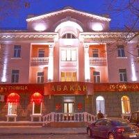Вечерняя гостиница :: юрий Амосов