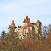 Замок Бран Трансильвания :: Владимир Сарычев