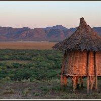 Рассвет на юге Эфиопии :: Евгений Печенин