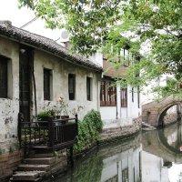 Китайская Венеция - городок Чжоучжуан. :: Виктория