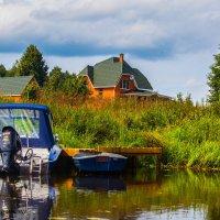 Домик в деревне :: Сергей Шилкин