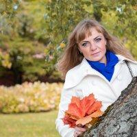 Осенний портрет :: Анна Шашина