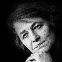 Charlotte Rampling. Berlinale 2012 :: Denis Makarenko