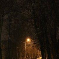 Темное время суток :: Александр Воробьев
