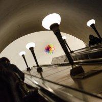 Цвет в конце тоннеля :: Lisa Buzova