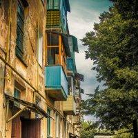 Старый дом :: Александр Ткачёв