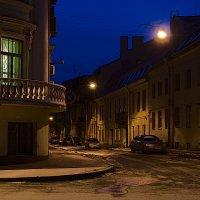 ночная тишина :: ник. петрович земцов