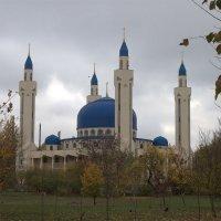 Мечеть в Майкопе :: Юрий Ожев