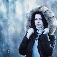 В царстве Снежной королевы... :: Людмила