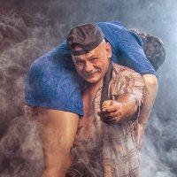 Автопортрет (Фотографы своих не бросают) :: Юра Викулин