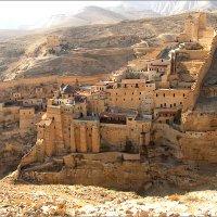 Монастырь Мар Саба. Иудейская пустыня, Израиль :: Lmark