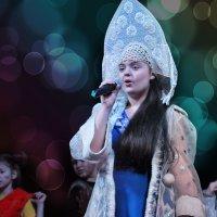 "Играем ""Снежную Королеву"" :: Ирина Данилова"