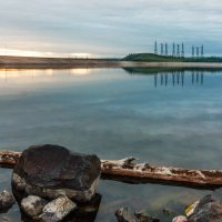Усть-Илимское море :: Николай Андреев