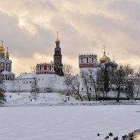 Новодевичий монастырь. :: Ирина )