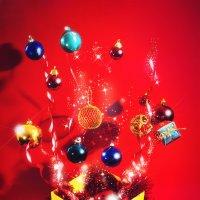 Новогоднее волшебство :: Евгений Новак