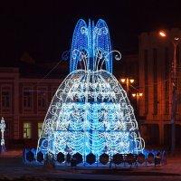 Театральный фонтан. :: Андрей Зайцев
