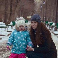 Алена с Валерией :: Вероника Полканова