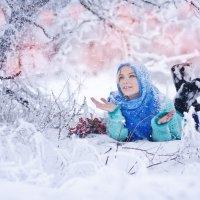 Зимушка-Зима! :: Алла Кочкомазова